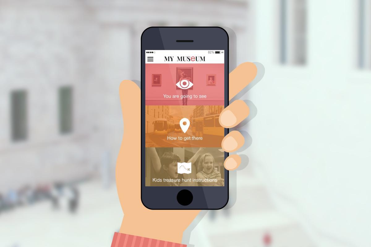 Comment créer une application pour un musée