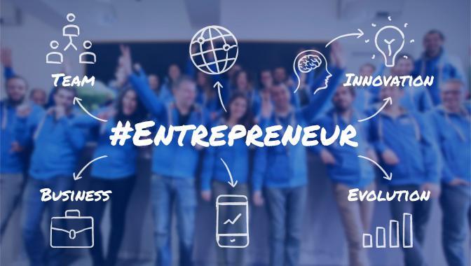 Vive la Semaine mondiale de l'entrepreneuriat !