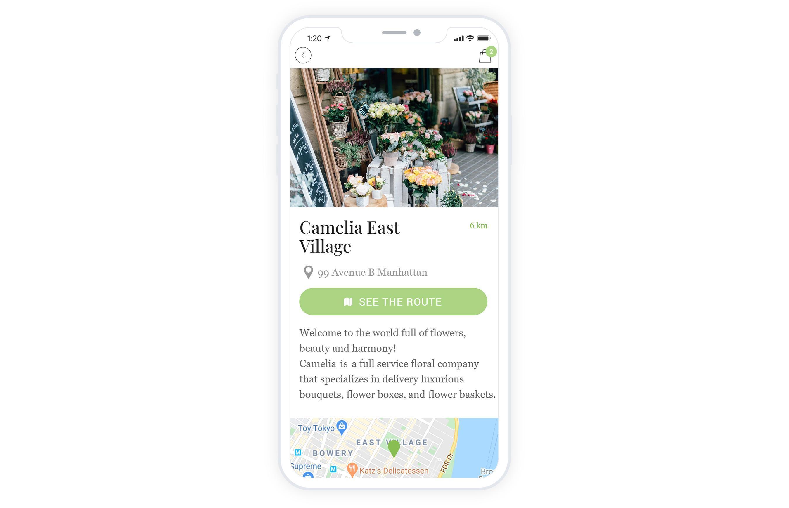 Store Locator (Points de vente) désormais disponible sur Votre Shopping App