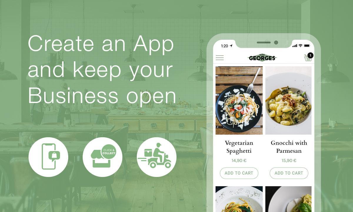 Comment une application peut vous aider à garder votre entreprise ouverte