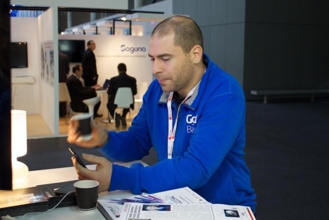 Deuxième jour au Mobile World Congres