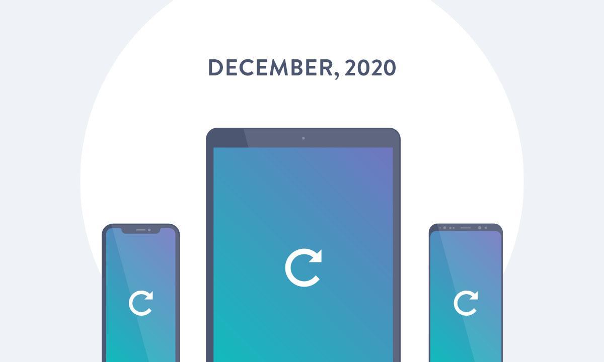 Quoi de neuf chez GoodBarber? Décembre 2020