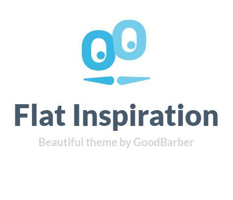 Nouveau thème : One Flat