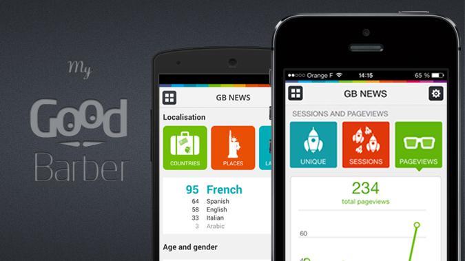Découvrez la nouvelle version de l'app My GoodBarber