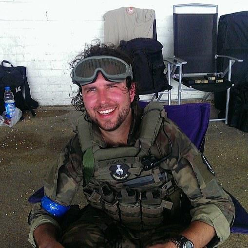 Harry Ford, Fondateur, AirSoft News