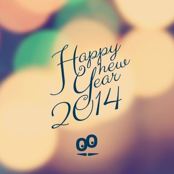 Bonne année 2014 :)