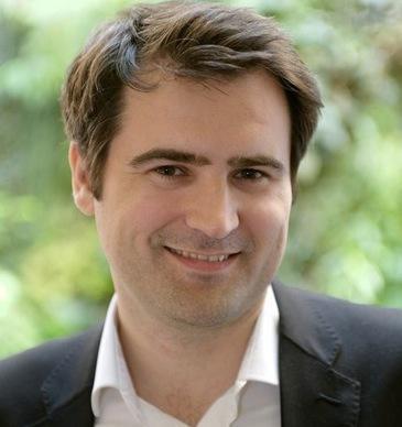 Jérôme Bouteiller, Directeur des rédactions du groupe NetMedia Europe