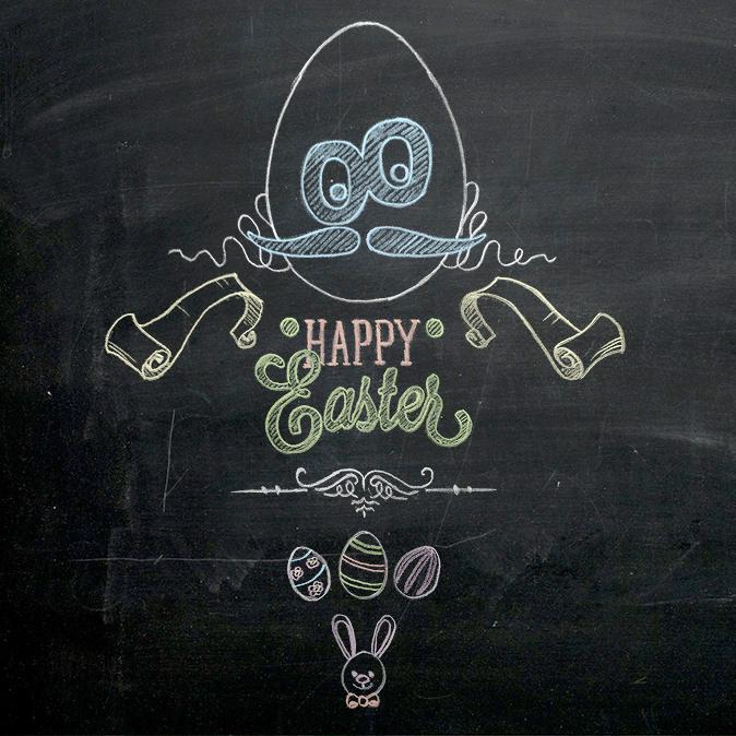 Bonne fête de Pâques à tous les GoodBarbers