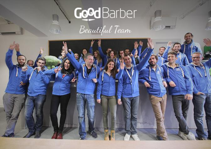 Timelapse: GoodBarber au Web Summit