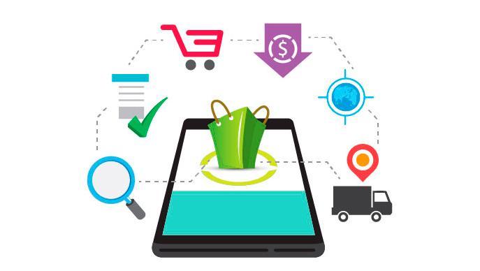 Créez une app pour votre activité d'E-commerce