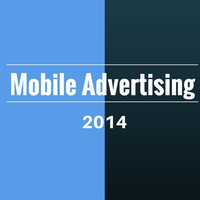 La Publicité sur Mobile en 2014