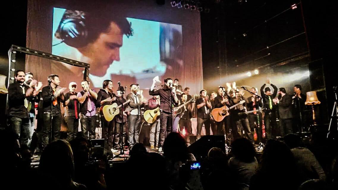 STR - Sharing the Road : Une app qui partage les émotions d'un projet musical unique