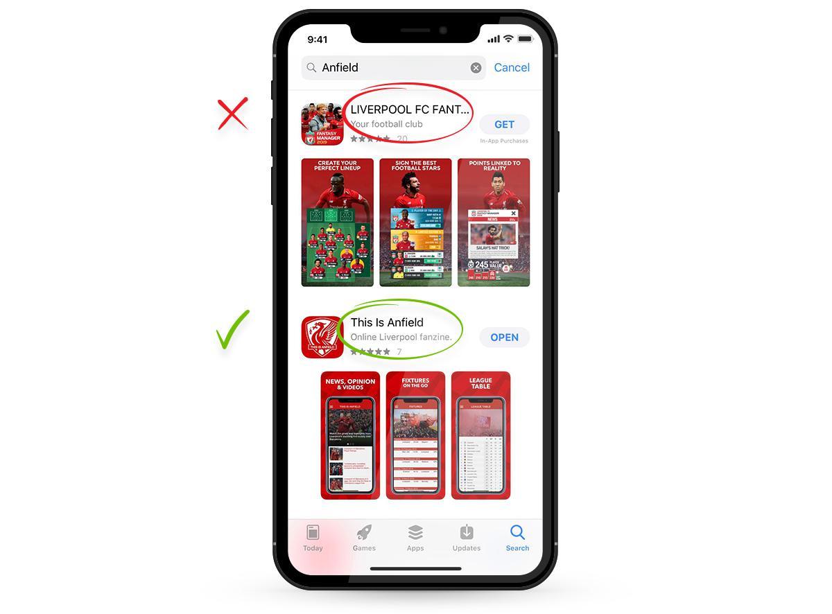 Description de votre app sur les stores: 5 erreurs à éviter