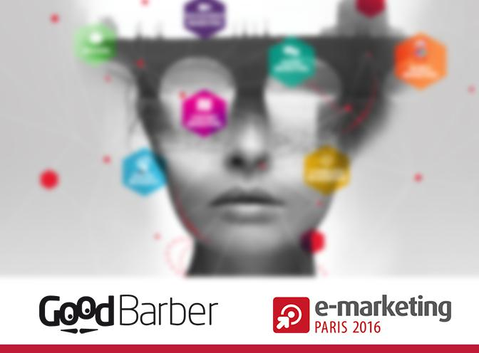 GoodBarber @ Salon E-Marketing, Paris