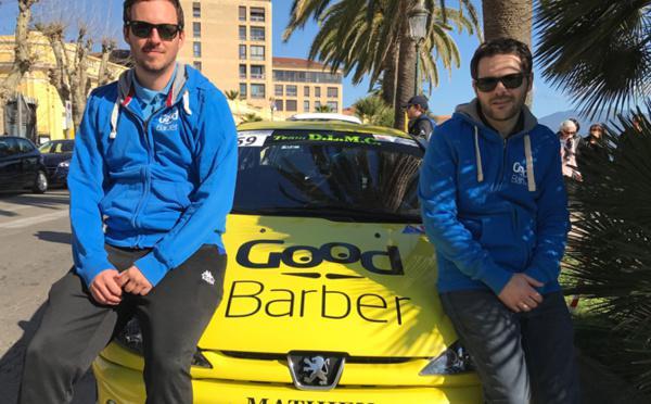 Rallye National di u Paese Aiaccinu : GoodBarber en piste !