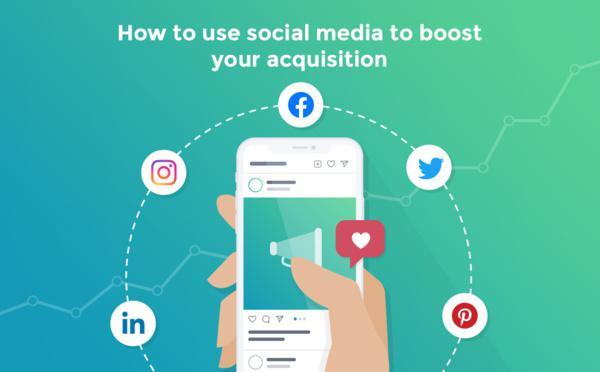 Resellers: Comment utiliser les réseaux sociaux pour booster votre acquisition?