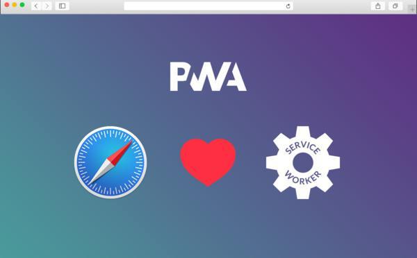 iOS ouvre ses portes aux Progressive Web Apps