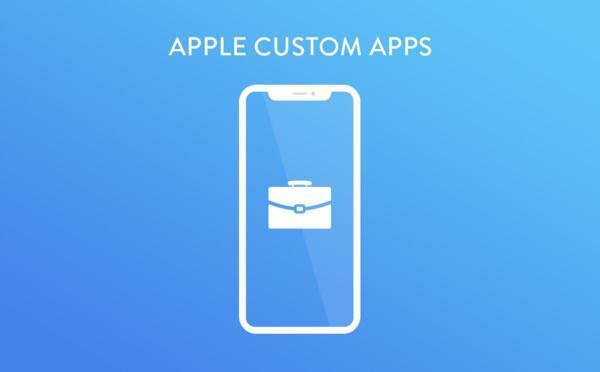 Distribuez votre app iOS avec les Custom Apps (Apps personnalisées)