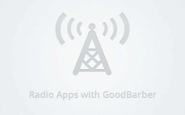 GoodBarber pour les radios