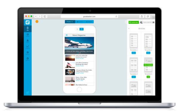 Tutoriel : Paramétrer le design de votre app