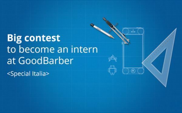 GoodBarber #Students en Italie
