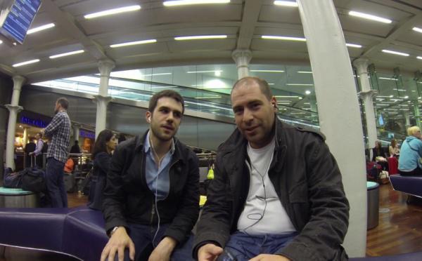 Feedback #LeWeb, en direct depuis l'Eurostar :)