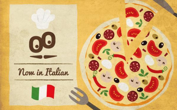 Le portail est disponible en version italienne !