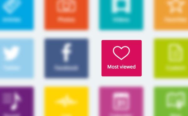Mettez en valeur le contenu qui intéresse vos lecteurs