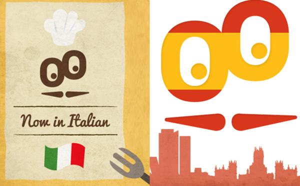 Découvrez nos tout nouveaux blogs en Espagnol et en Italien