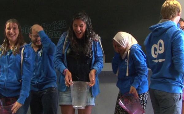 Ice bucket challenge par l'équipe GoodBarber