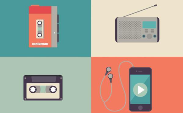 Comment les applis bouleversent l'industrie musicale