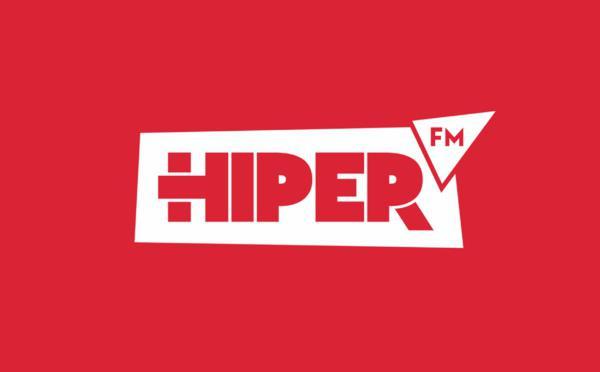 Hiper FM - L'app radio qui boost votre moral