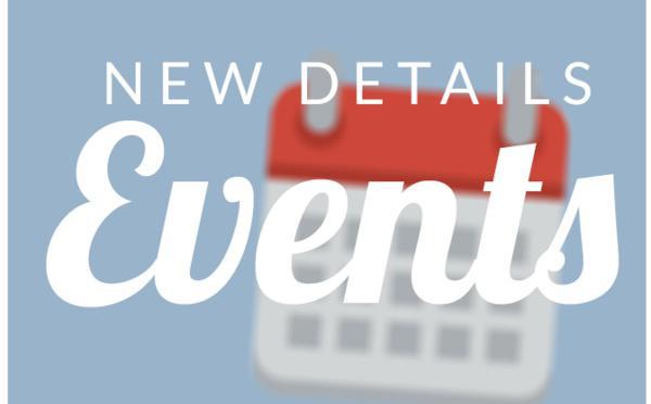 Mettez en valeur vos évènements avec nos nouveaux Templates Events