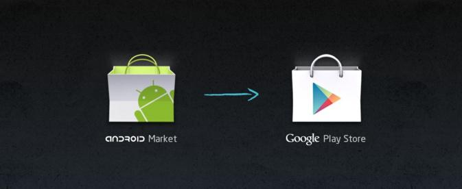 Android Market Integrated With Google Play