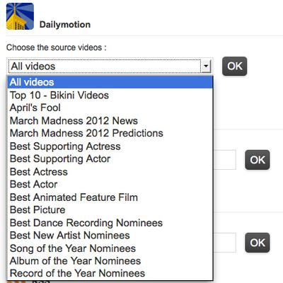 Broadcast Your Dailymotion Channel On Mobile Devices