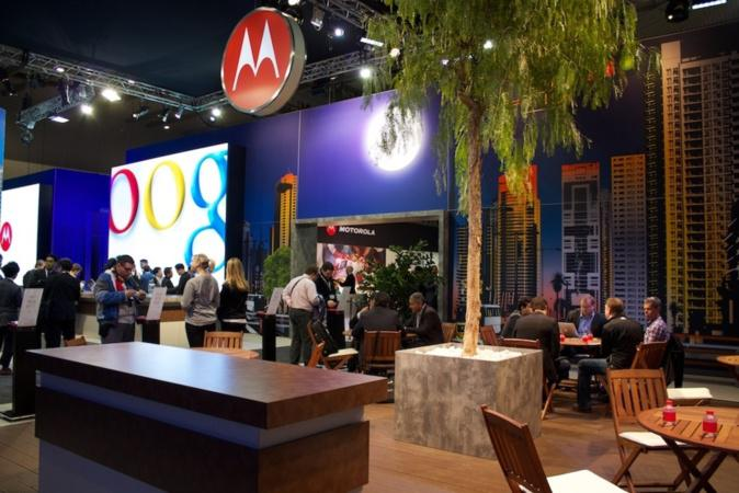 Mobile World Congress, Day 2
