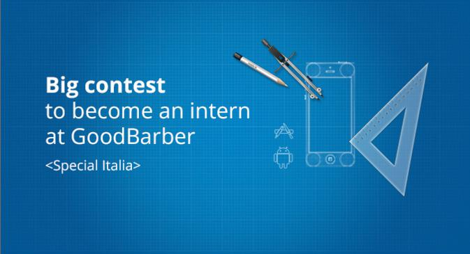 GoodBarber #Students tour in Italy