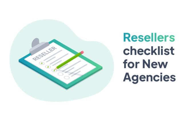 Getting Started? Checklist for New Agencies