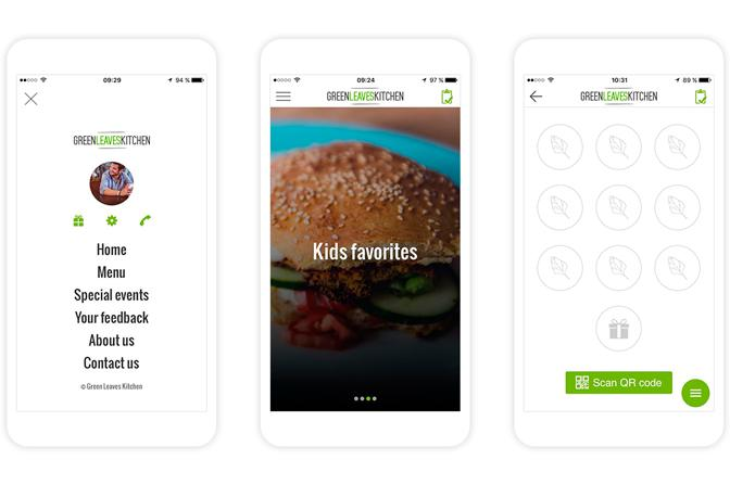 Step by Step to Create Restaurant Apps
