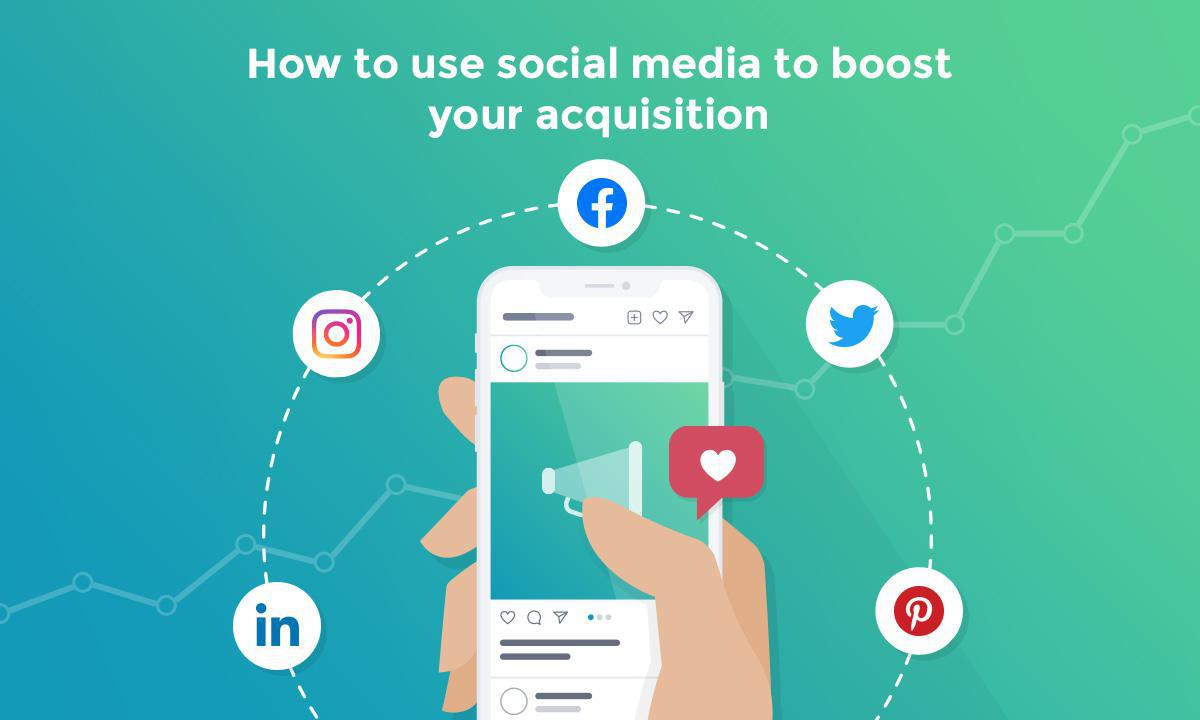 Resellers: How to use social media to boost your acquisition?