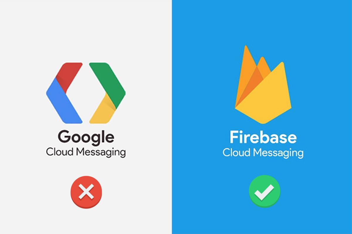 Firebase Cloud Messaging: Stay up-to-date for sending push notifications on Android