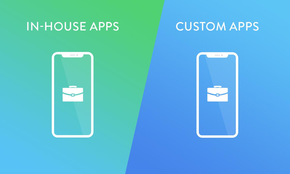 Distributing your iOS app with Custom Apps