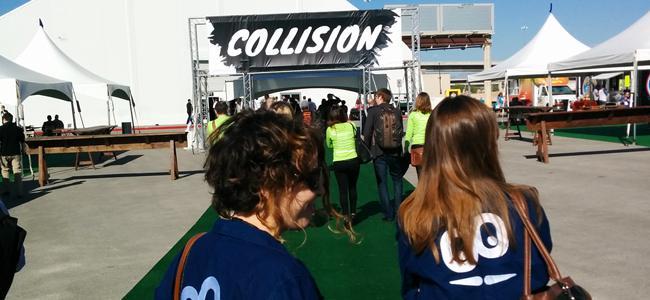 #CollisionConf 2015