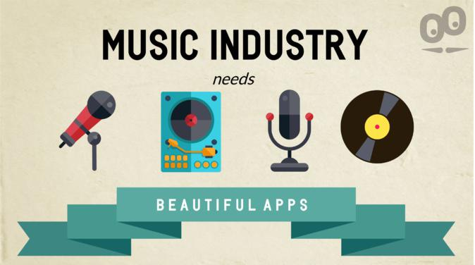 Apps & The Music Industry
