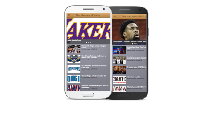 GoodBarber's Best Sports Apps