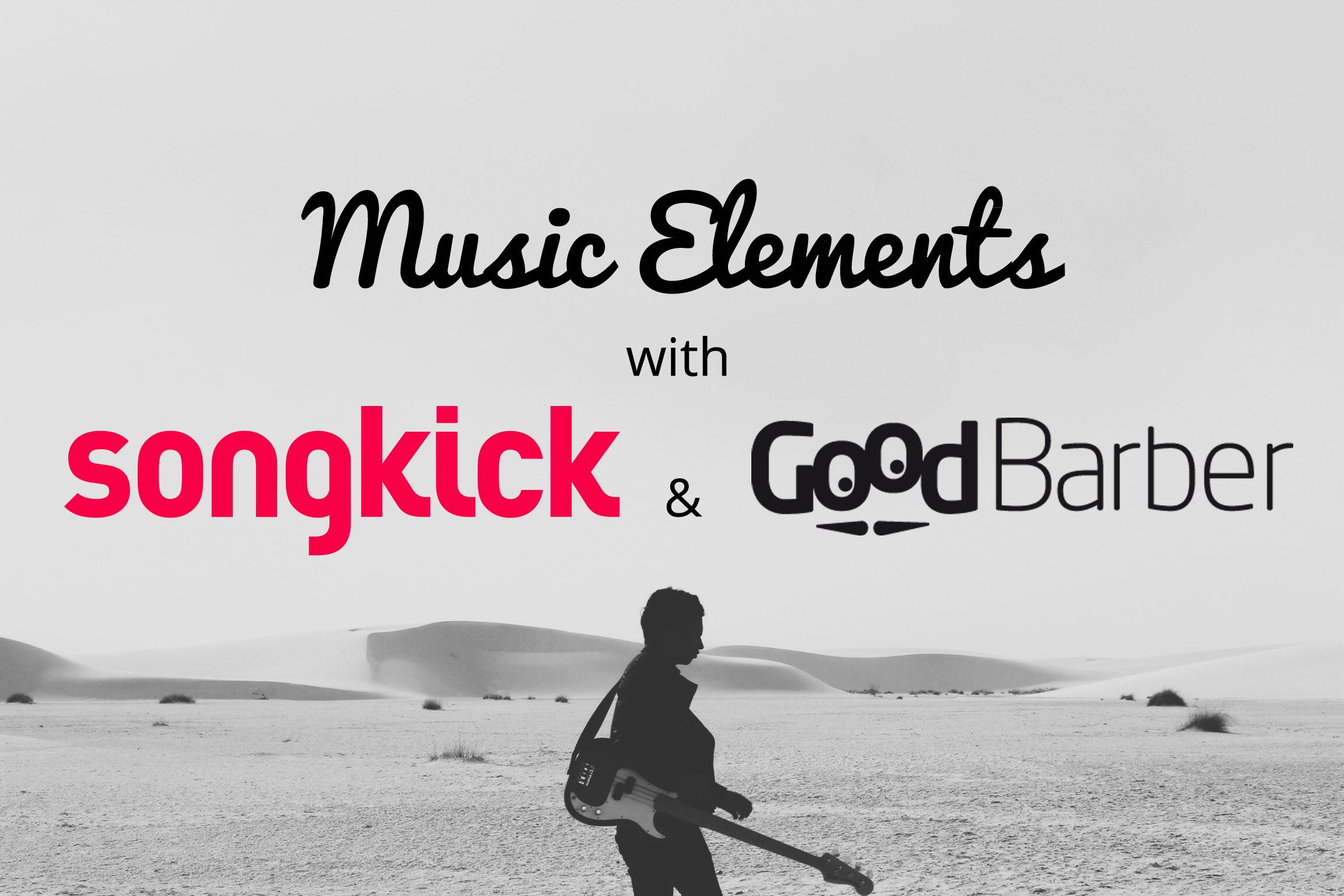 Songkick, the new music element of Beautiful Mobile Apps