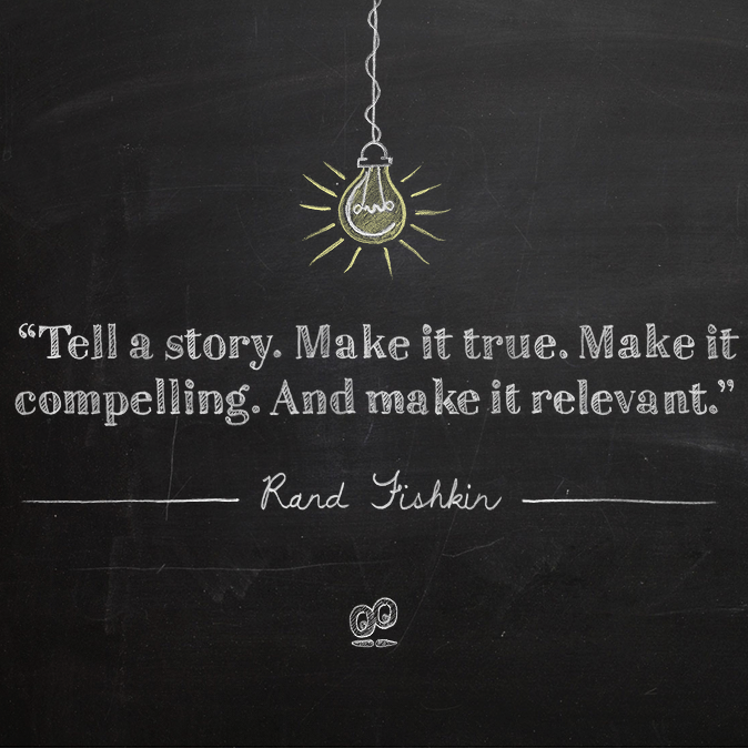 Content : the power of story