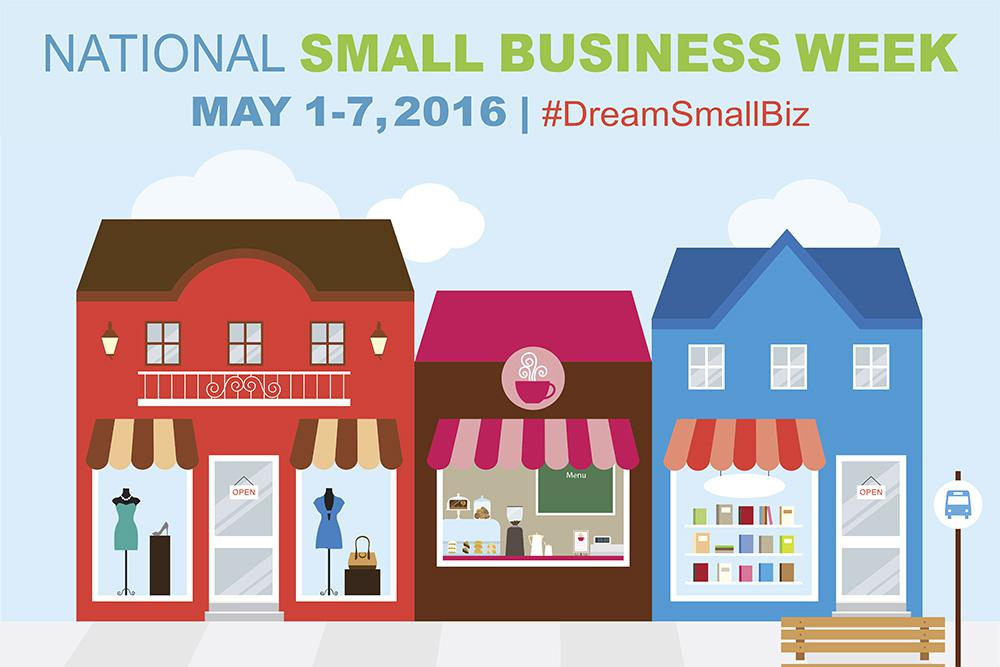 Happy National Small Business Week