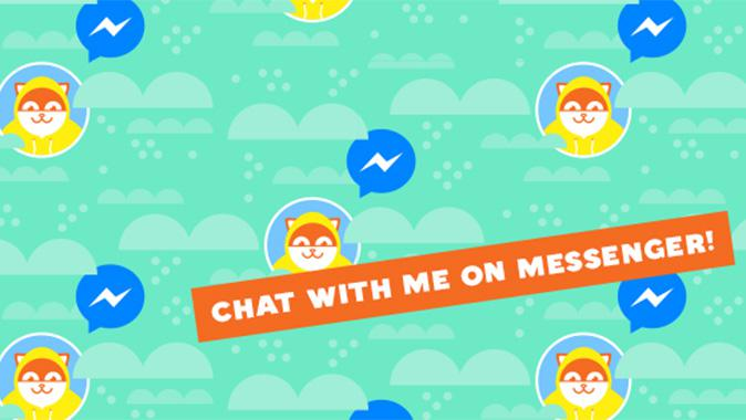 Facebook Messenger platform introduces chatbots