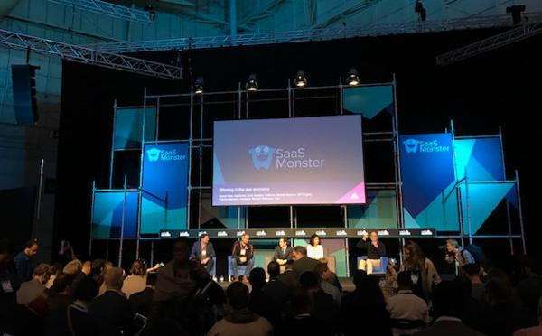 "WebSummit 2016 key takeaways  : ""A lot of times you can find money in your data"""